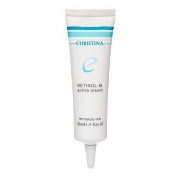 Крем Retinol E Active Cream Активный с Ретинолом, 30 мл