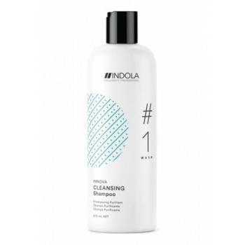 INDOLA PROFESSIONAL Очищающий Шампунь для Волос, 300 мл