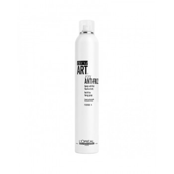 Спрей Tecni.Art Fix Anti-Frizz Сильной Фиксации с Защитой От Влаги Анти-Фризз (Фикс. 4), 400 мл