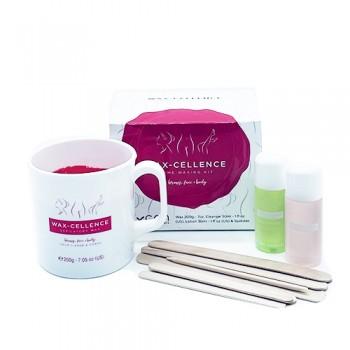 Набор  Wax-Cellence Home Waxing Kit для Домашней Эпиляции