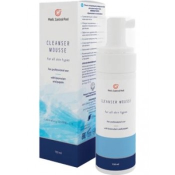 Мусс Cleanser Mousse Клинсер, 150 мл