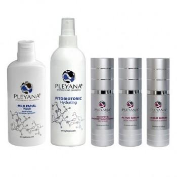 Home Skin Care Set  #3 Pleyana