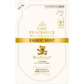 Кондиционер Fragrance Bon Conge с Элегантным Цветочно-Цитрусовым Ароматом з/б, 500 мл
