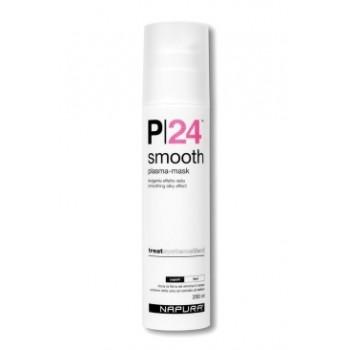 Плазма-Маска Smooth P24 для Прямых Волос, 200 мл