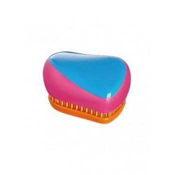 Tangle Teezer Расческа Tangle Teezer Compact Styler Bright Голубой/Розовый