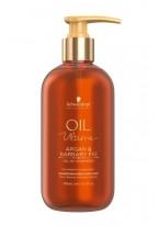 Шампунь для Жестких и Средних Волос Oil Ultime, 300 мл