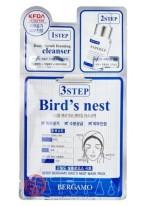 Маска Трехэтапная для Лица с Ласточкиным Гнездом 3Step Bird's Nest Mask Pack, 8 мл