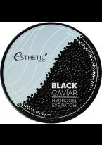 Патчи Black Caviar Hydrogel Eye Patch Гидрогелевые для Глаз Черная Икра, 60 шт