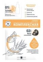 Ампульная Маска с Маслом Чайного Дерева Комплексная для Жирной Кожи, 1 шт