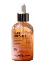Сыворотка Snail Ampoule для Лица с Муцином Улитки, 50 мл