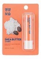 Бальзам Pure Essence Shea Butter Lip Balm для Губ с Маслом Ши, 3,3г