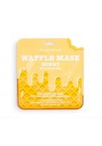 Маска Waffle Mask Honey Питательная Вафельная для Лица Медовое Удовольствие