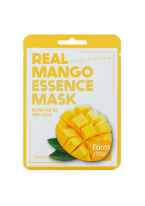 Тканевая Маска для Лица с Экстрактом Манго Real Mango Essence Mask, 23 мл