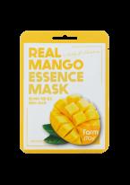 Тканевая Маска для Лица с Экстрактом Манго Real Mango Essence Mask, 23 мл