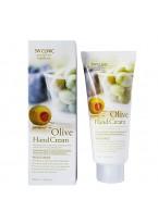 Крем Olive Hand Cream для Рук с Оливковым Маслом, 100 мл