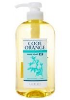 Cool Orange Sc Hair Soap (Шампунь «Супер Холодный Апельсин»), 600 мл