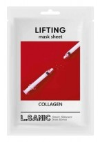 Маска Collagen Lifting Mask Sheet Коллагеновая Тканевая с Эффектом Лифтинга, 3*25 мл
