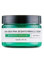 Крем AHA-BHA-PHA 30Days Miracle Cream с 3 Видами Кислот и Центеллой, 60г