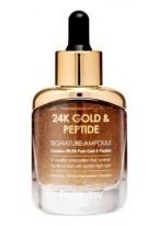 Сыворотка 24K Gold & Peptide Signature Ampoule Ампульная с Золотом и Пептидами, 35 мл