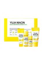 Набор Yuja Niacin 30Days Brightening Starter 4Kit для Осветления Кожи, 90 мл