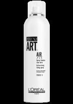 Спрей TecniArt Air Fix Эр Фикс Моментальной Фиксации с Защитой от Влаги фикс.5/6, 250 мл