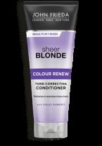 Кондиционер для Восстановления Осветленных Волос Sheer Blonde Сolour Renew, 250 мл