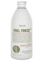 Шампунь Full Force Clarifying Shampoo Очищающий для Волос и Кожи Головы с Экстрактом Бамбука, 300 мл