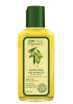 Масло для Волос и Тела Olive Organics, 59 мл