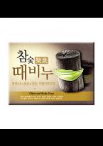 Мыло Charcoal Body Soap для Тела и Лица Древесный Уголь, 100г
