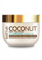 Маска Восстанавливающая для Поврежденных Волос Coconut, 250 мл