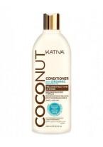 Кондиционер Восстанавливающий для Поврежденных Волос Coconut, 500 мл