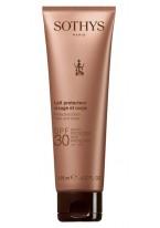 Эмульсия Protective Lotion Face And Body SPF30 High Protection UVA/UVB SPF30 для Чувствительной Кожи Лица и Тела, 125 мл