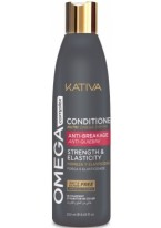 Антистрессовый Кондиционер для Поврежденных Волос Omega Complex, 250 мл