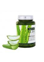 Многофункциональная Ампульная Сыворотка с Экстрактом Алоэ Aloe All-In-One Ampoule, 250 мл