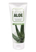 Маска-Плёнка Алоэ Aloe Pure Clean Peel Off Pack для Лица на Основе Экстракта, 180 мл