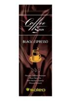 Крем-Бронзатор Coffe Sun Black Espresso с Проявителем Загара, 15 мл