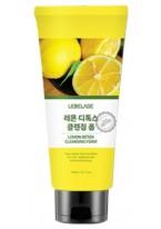 Детокс-Пенка для Умывания с Лимоном Lemon Detox Cleansing Foam, 180 мл