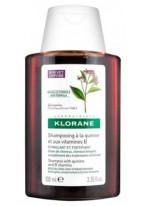 Шампунь Quinine Shampooing с Экстрактом Хинина Укрепляющий для Всех Типов Волос, 100 мл