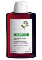 Шампунь Quinine Shampooing с Экстрактом Хинина Укрепляющий для Всех Типов Волос, 200 мл