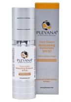 Крем Face Cream Moisturizing Sunscreen Солнцезащитный Увлажняющий для Лица, 30 мл