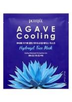 Гидрогелевая Маска для Лица с Охлаждающим Эффектом Agave Cooling Hydrogel Face Mask, 32г