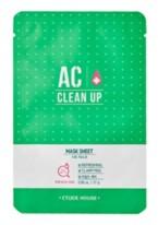 Маска AC Clean Up Mask Sheet Очищающая для Проблемной Кожи, 27г