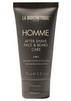 Эмульсия после Бритья для Ухода за Кожей Лица и Бородой After Shave, Face & Beard Care, 75 мл