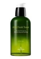 Тонер Aloe Fresh Toner Успокаивающий с Экстрактом Алое, 130 мл
