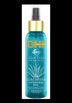Спрей Aloe Vera with Agave Nectar для Вьющихся Волос, 177 мл