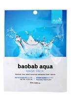 Тканевая Маска для Лица с Экстрактом Баобаба Baobab Aqua Mask Pack, 28 мл