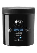 Гель Blue Gel для Укладки Волос Сильной Фиксации, 1000 мл