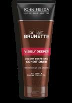 Кондиционер для Создания Насыщенного Оттенка Темных Волос Brilliant Brunette Visibly Deeper, 250 мл