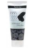 Пенка Charcoal Pure Cleansing Foam Очищающая с Древесным Углем, 180 мл
