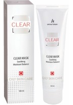 Маска Clear Mask Балансирующая Увлажняющая, 100 мл